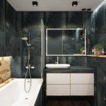Tips voor een zwarte badkamer